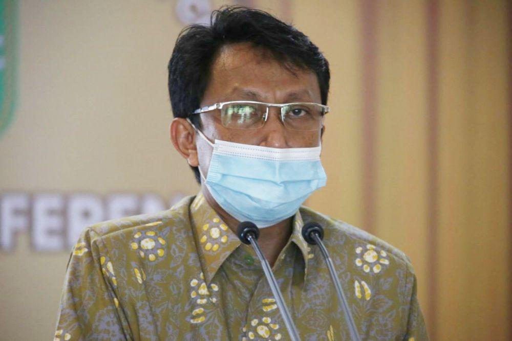 Evaluasi APBD Perubahan Kabupaten/Kota di Riau Hampir Rampung