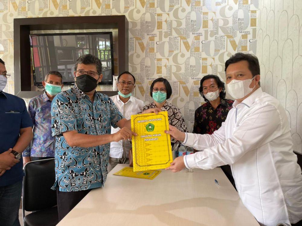 Fakultas Hukum Unilak Payungi Dokter Jika Berhadapan Dengan Hukum