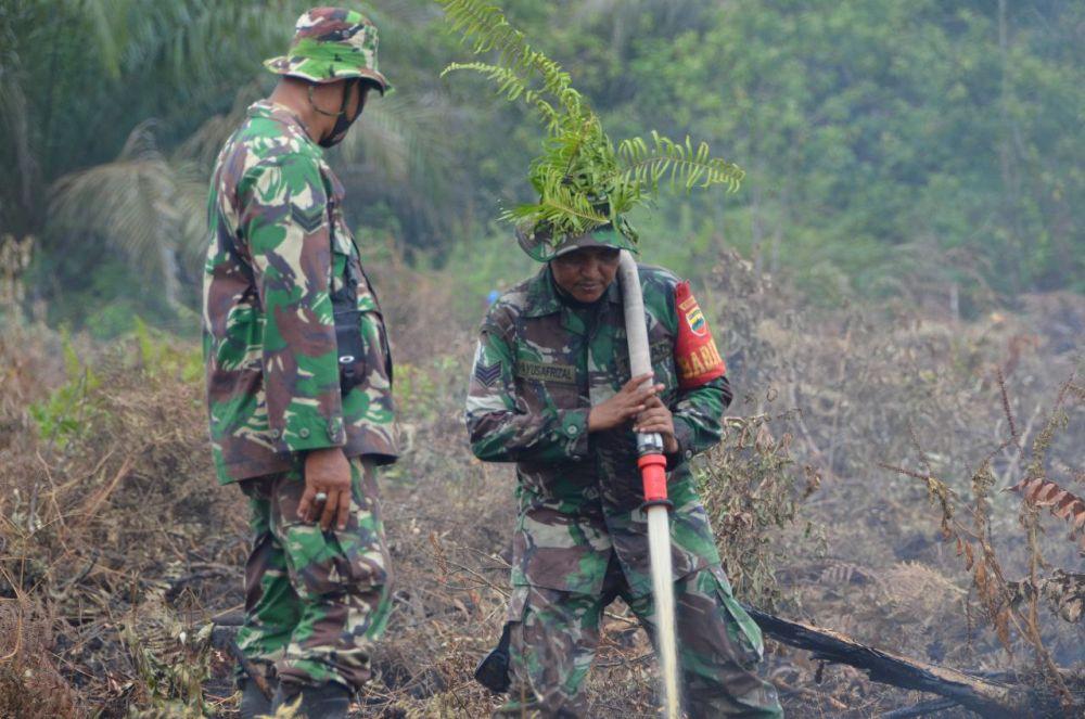 Fokus Penanganan Karhutla dan Vaksinasi COVID-19 Pemprov Riau Lakukan Pergeseran Anggaran