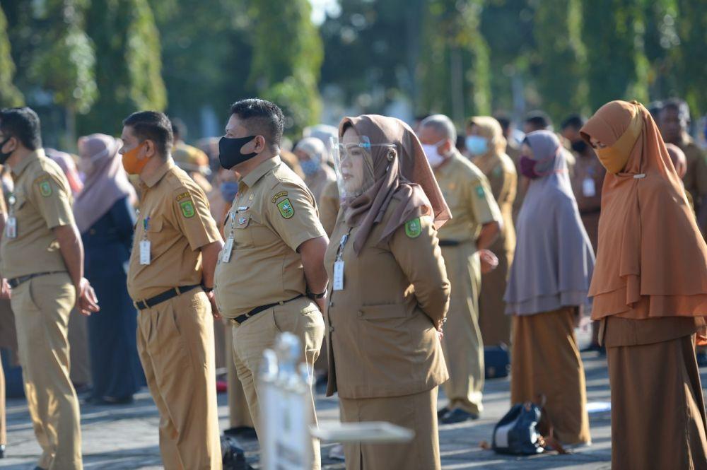 Gaji 13 ASN di 21 OPD Pemprov Riau Sudah Cair, Ini Daftarnya