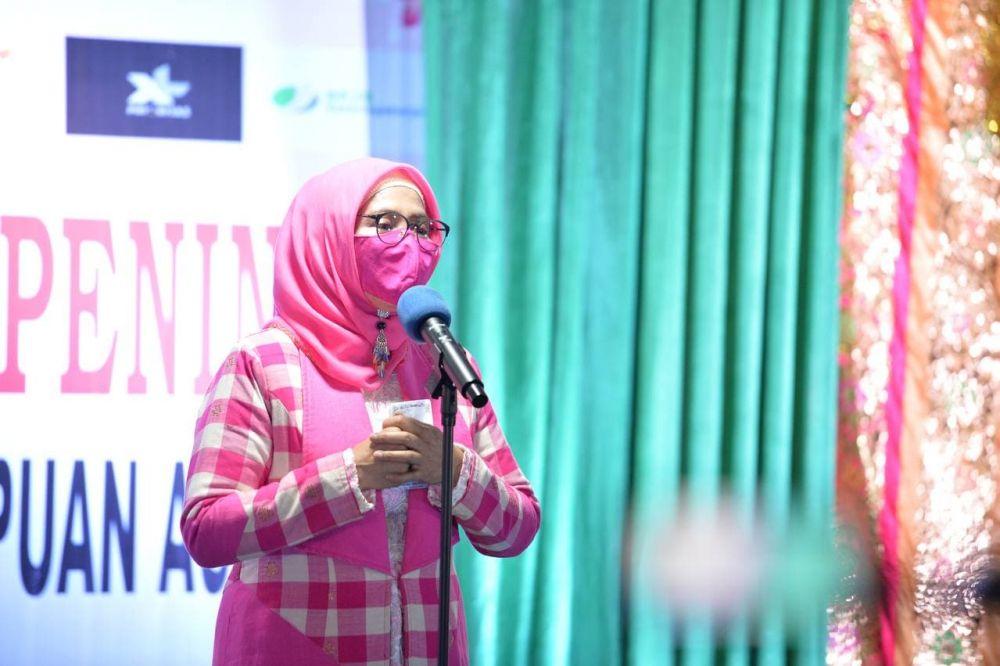Gerai UMKM Aspekraf Riau Sajikan Produk Kearifan Lokal Riau