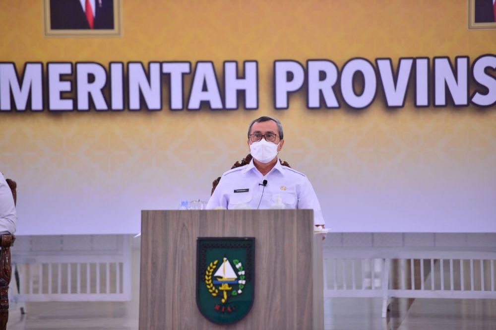 Gubernur Riau Dukung Penanaman Porang Untuk Kesejahteraan Petani