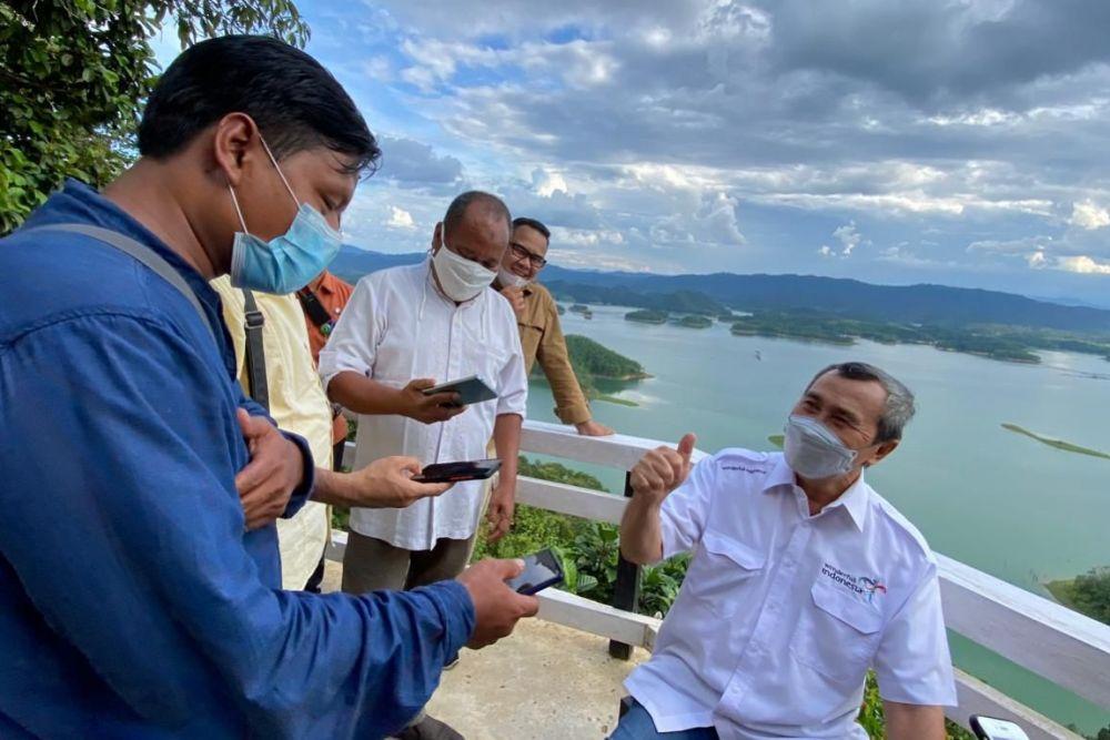 Gubernur Riau Promosikan Puncak Kompe XIII Koto Kampar