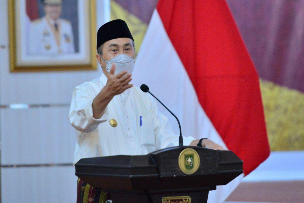 Gubernur Riau Siapkan Mobil Untuk Vaksinasi Lansia ke Puskesmas