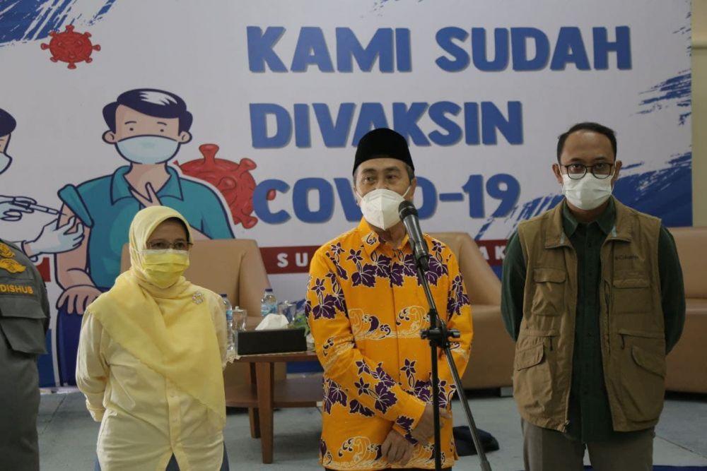 Gubri: Alhamdulillah Riau Tidak Masuk Dari 15 Provinsi Yang Menjalankan PPKM