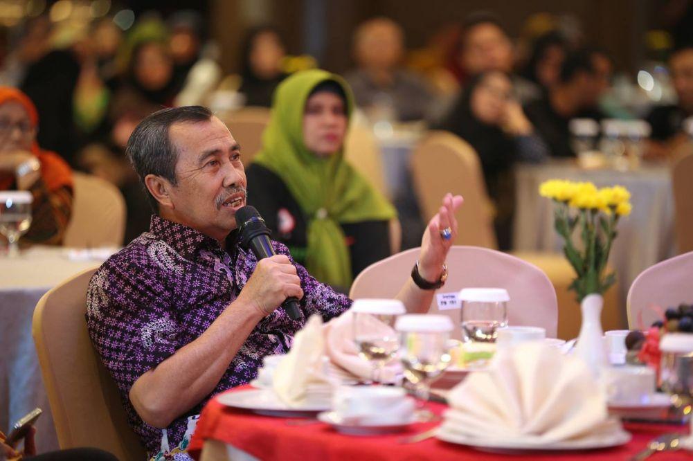 Terbaik Dunia, Gubri Berharap Rumah Sakit Di Riau Bisa Seperti RSUD dr Iskak Tulungagung