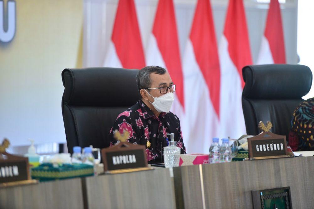 Gubri Harapkan Arahan Presiden Dilaksanakan dengan Baik