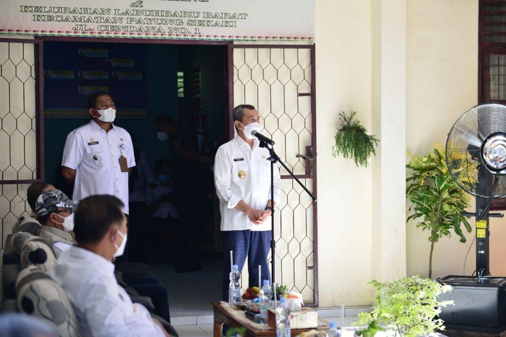 Gubri: Masyarakat Yang Isoman di Rumah Tetap Dapat Bantuan Obat