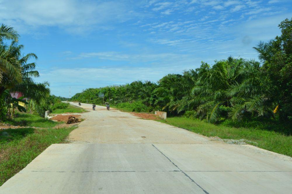 Gubri Minta Bantuan BPJN Bangun Insfratruktur Jalan di Rupat
