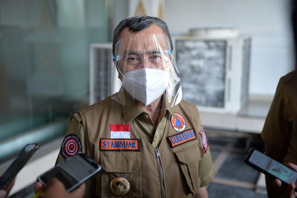 Gubri Sebut Penetapan Status Siaga Darurat Bencana Karhutla Agar Bisa Deteksi Lebih Awal