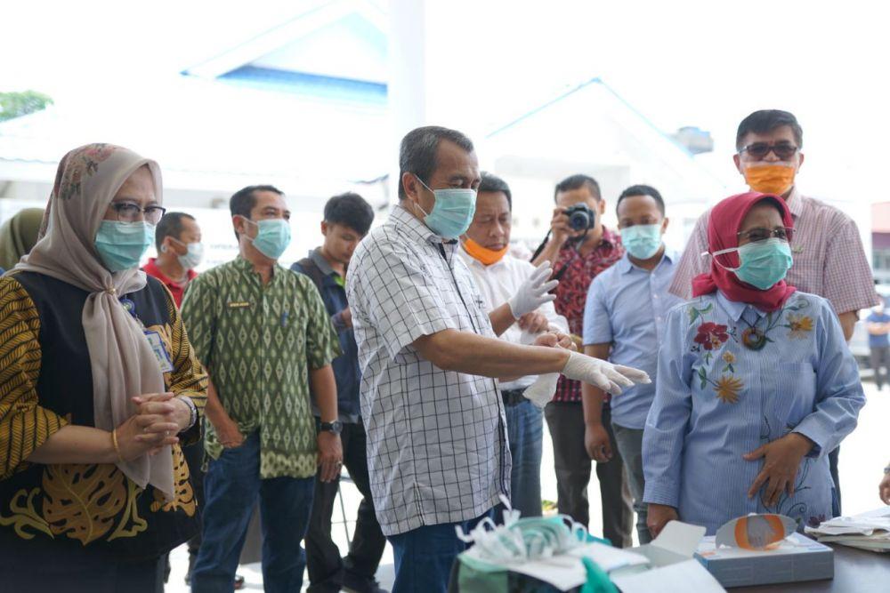 Gubri Sebut Rapid Test Diutamakan Bagi Petugas Kesehatan dan ODP Covid-19
