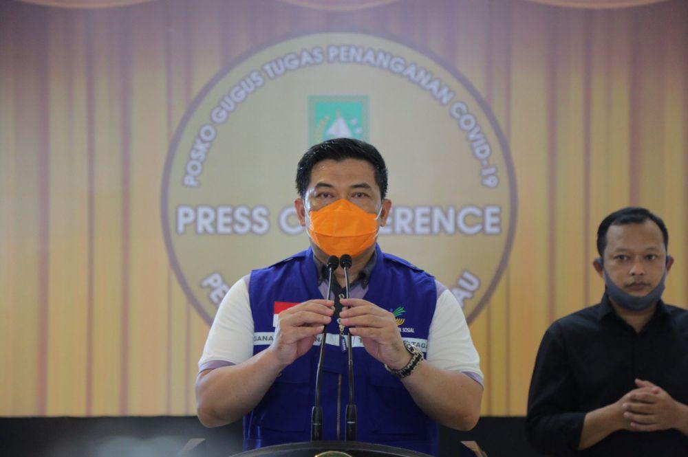 Gugus Tugas Kabupaten/Kota Diminta Perketat Lagi Protokol Kesehatan