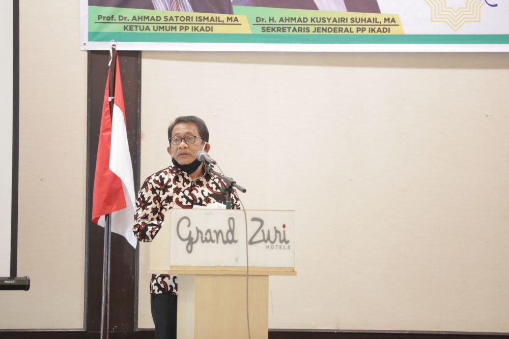 Hadiri Pelantikan Pengurus Ikadi Provinsi Riau, Yan Prana Jaya: Dai Sebagai Tangkal Dampak Negatif Arus Globalisasi