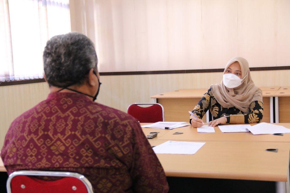 Hari Ini, 23 Pelamar Jabatan PTP Pemprov Riau Jalani Tes Wawancara