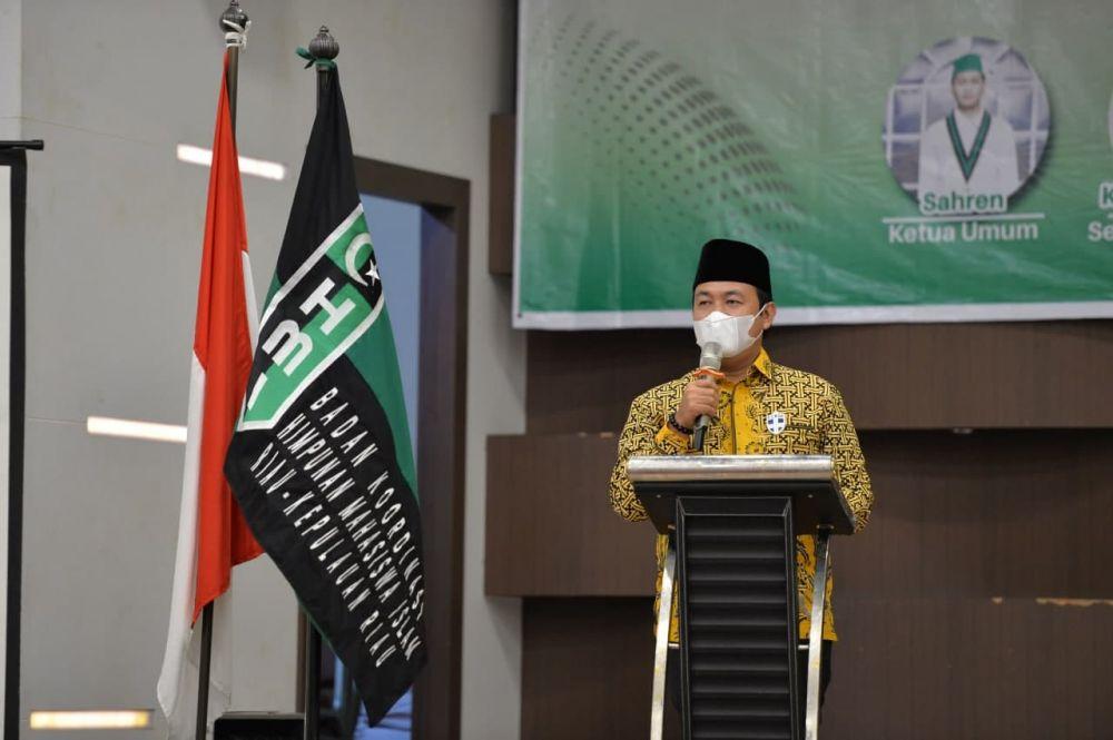 HMI-KAHMI Wilayah Riau Diharapkan Dukung Program Pemerintah