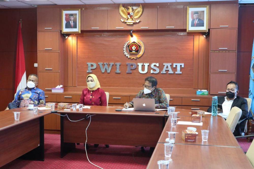 Ide Anugerah Kebudayaan PWI ternyata digagas dari Siak Riau, Begini ceritanya
