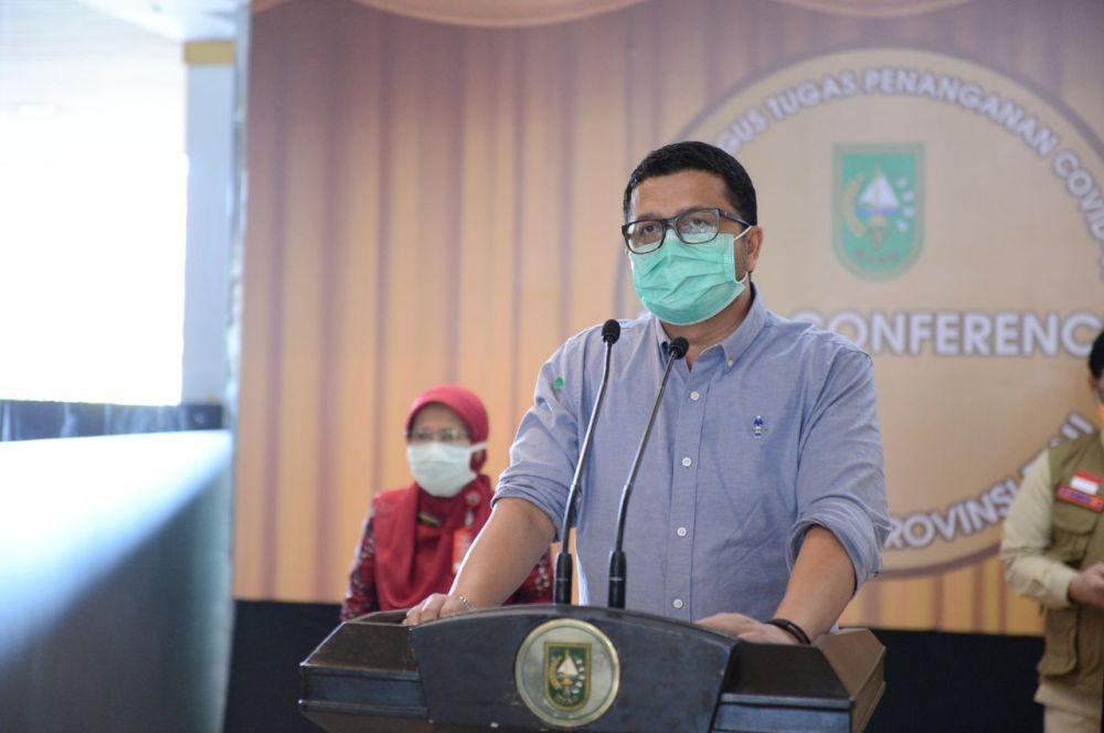 Indra Yovi Berikan Beberapa Saran Persiapan Kebijakan Pasca PSBB