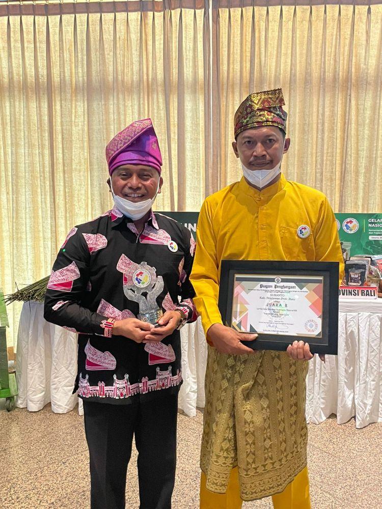 Ini Keunggulan Inovasi Peraut Lidi Dari Riau Juara Inovasi TTG Nasional