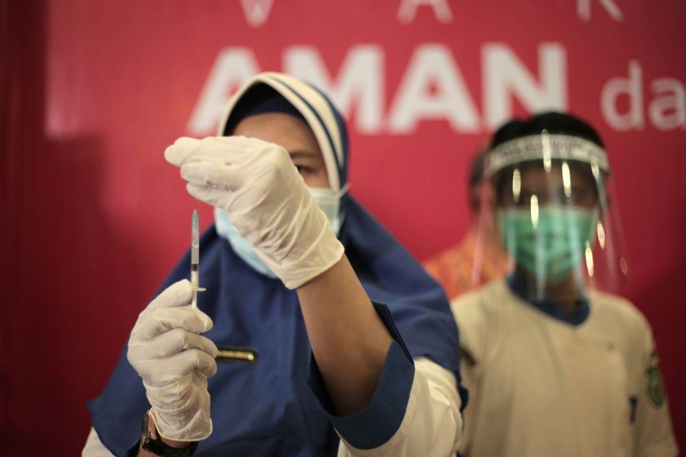 Inilah Tiga Strategi TNI Sukseskan Program Vaksinasi Nasional