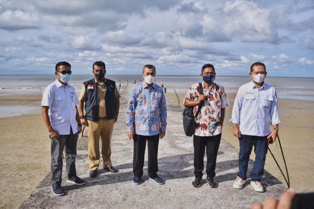 Investor Lagoi Kepri Melirik Wisata Bahari Pulau Rupat Utara