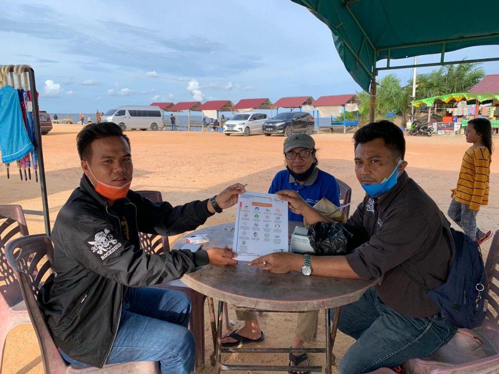 Jelang Libur Panjang 28-30 Oktober, Dispar Riau Gencar Sosialisasi di Sejumlah Destinasi Wisata