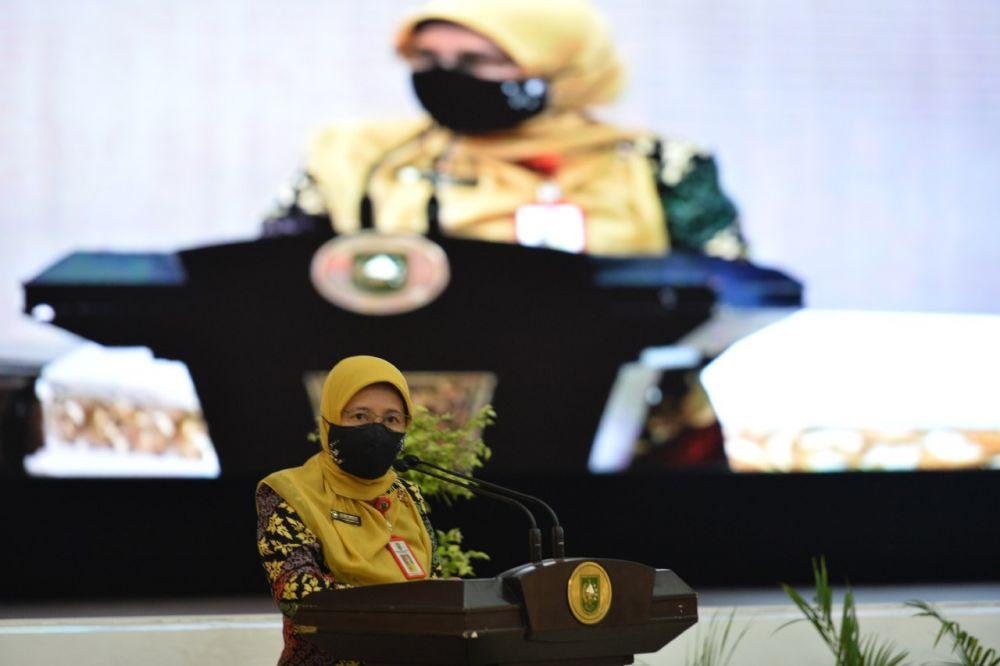 Kadiskes Riau Paparkan Kegiatan Peringati HKN 2020