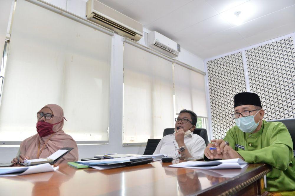 Kadiskominfotik Riau Sebut 283 Desa Belum Memiliki Akses Internet
