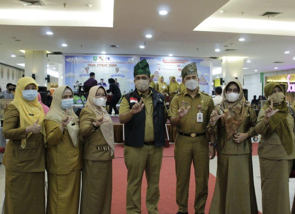 Kadispar Riau Harapkan Kehadiran Kelas Kominfo Riau Jadi Warna Baru Bagi Pariwisata Riau