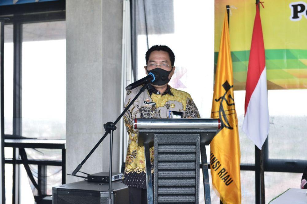 Kakanwil Kemenag Riau Harapkan Tokoh Agama Terus Kampanyekan Moderasi Beragama