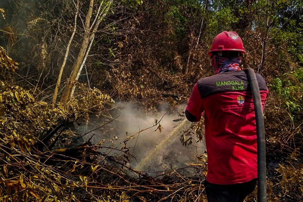 Kapolda Riau Siap Laksanakan Arahan Presiden Untuk Pengendalian Karhutla