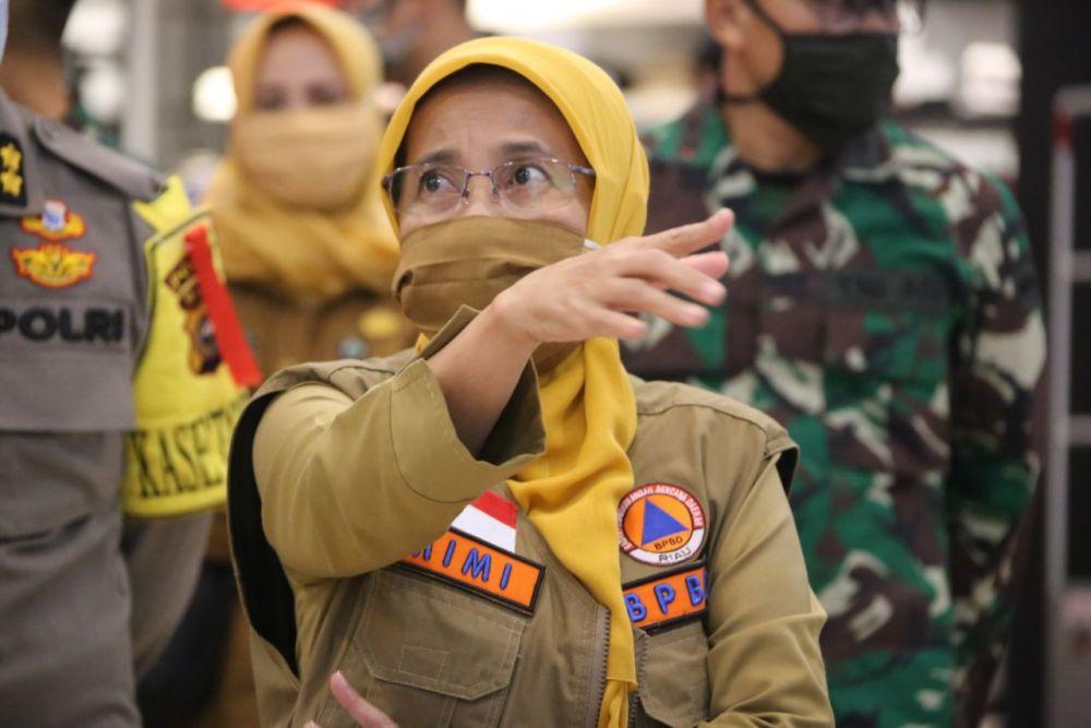 Kasus Covid -19 ke-232 di Riau Masih Berkaitan dengan Klaster Palembang