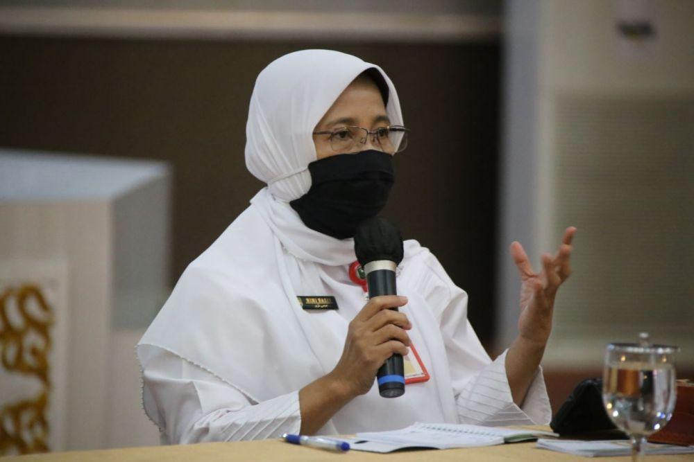 Kasus Positif Covid 19 di Riau Tercatat 1.605 dan Sembuh 938 orang
