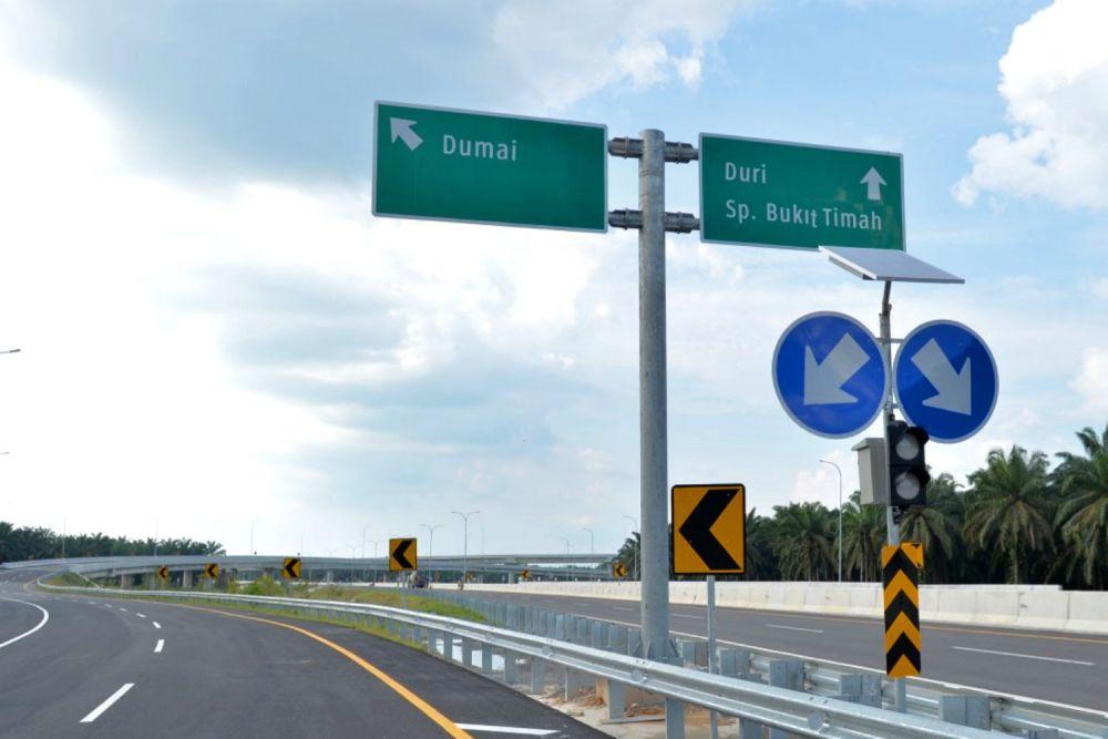 Kelanjutan Pembangunan Tol Pekanbaru-Bangkinang 3,5 Km, Menunggu Izin Kawasan Hutan