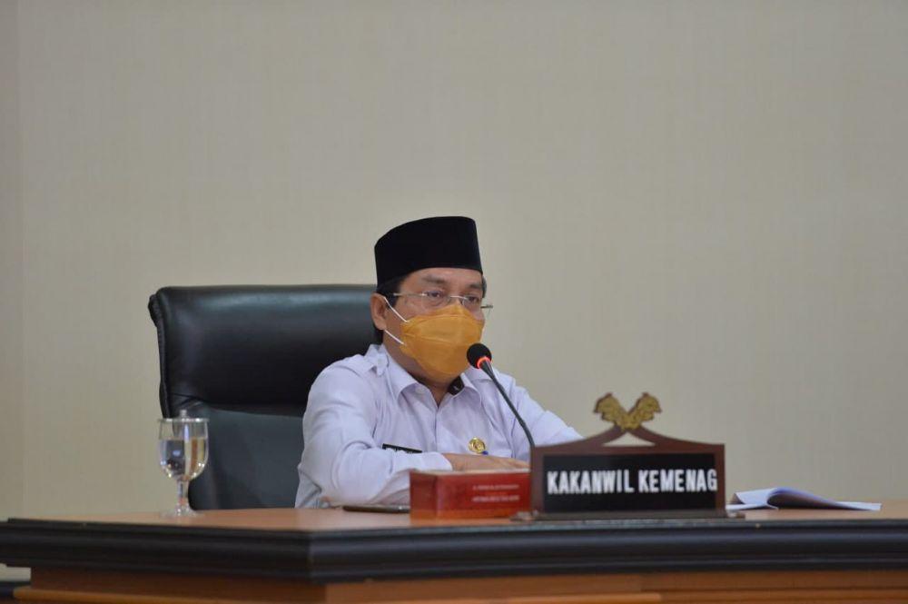 Kemenag Riau Ingatkan Panitia, Jangan Ada Kerumunan Saat Pemotongan Hewan Kurban