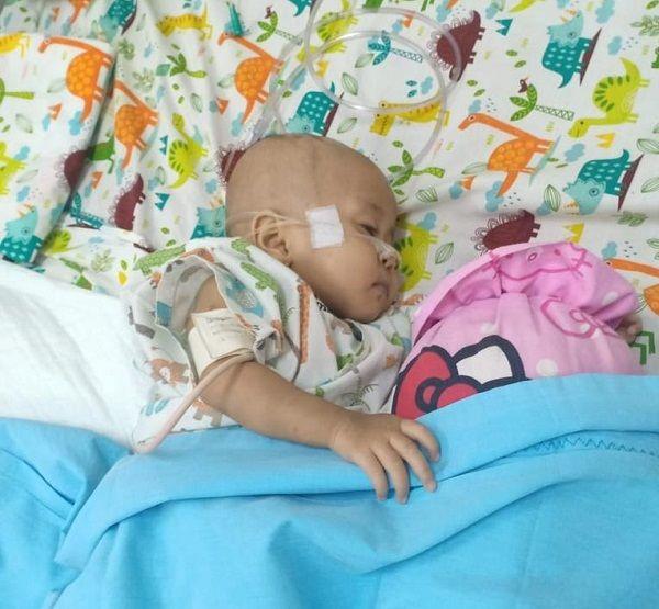 Kendala Biaya, Bayi Usia 8 Bulan Harus Berjuang Melawan Penyakit Bocor Jantung