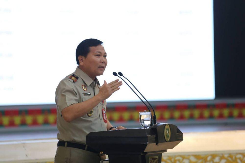 Kepala BPN Riau Harapkan Pemerintah Kantongi Sertifikat Tanah dan Bangunan