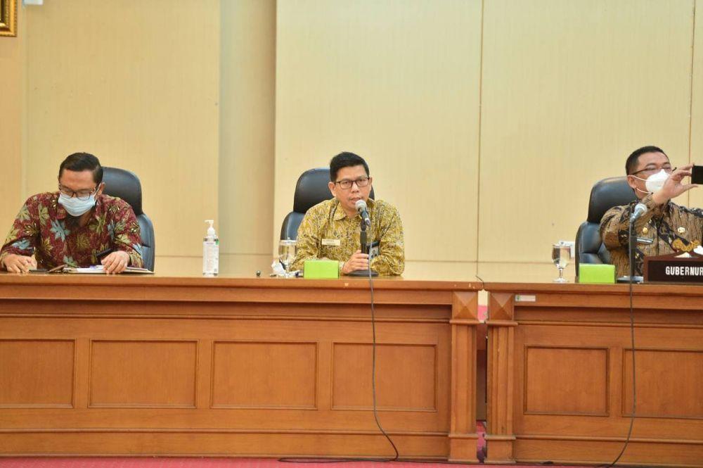 Kepala Ombudsman Riau Paparkan Peran Ombudsman Dalam Pengawasan Pelayanan Publik