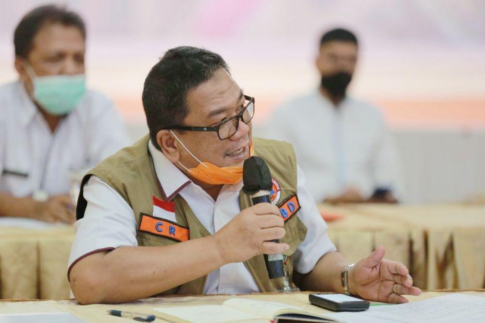 Marak Isu Hoax COVID-19, Kadiskominfotik Riau Ajak Perangi Hoax