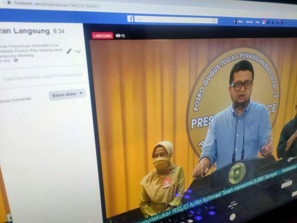 Masyarakat Yang Balik Ke Provinsi Riau Harus Melengkapi Surat Keterangan