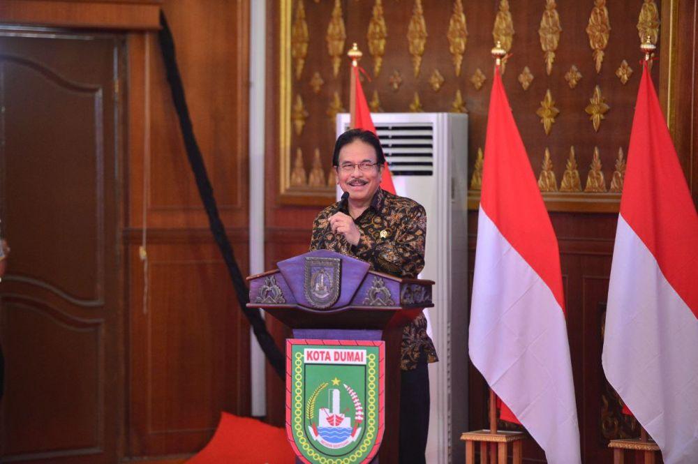 Menteri ATR/BPN Pesan Masyarakat Jangan Gunakan Jasa Pinjol