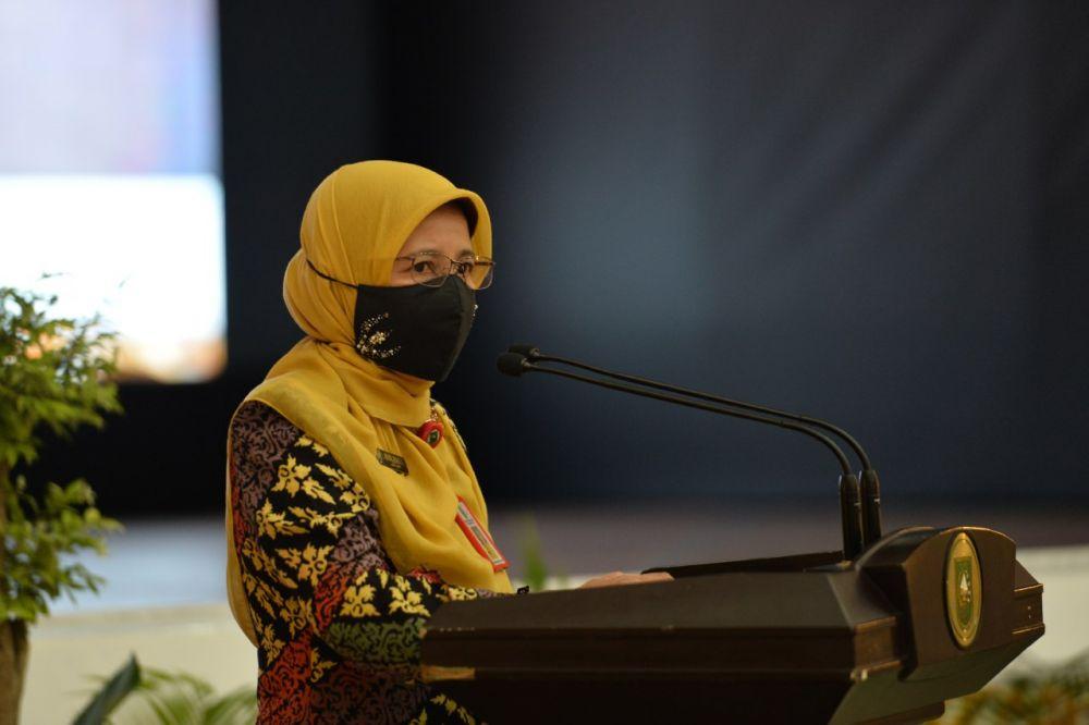Meski Pandemi, Riau Tetap Raih Sejumlah Prestasi di Bidang Kesehatan