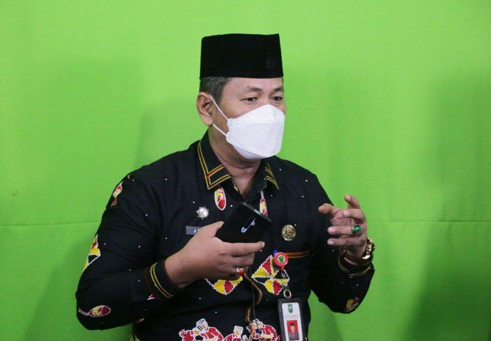 Mudik Dilarang, Asisten I Setdaprov Riau: Manfaatkan Teknologi Untuk Silaturahmi