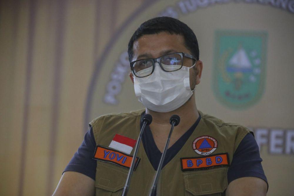 Pasien Covid-19 ke-235 Riau Dirawat di Wisma Atlet Jakarta