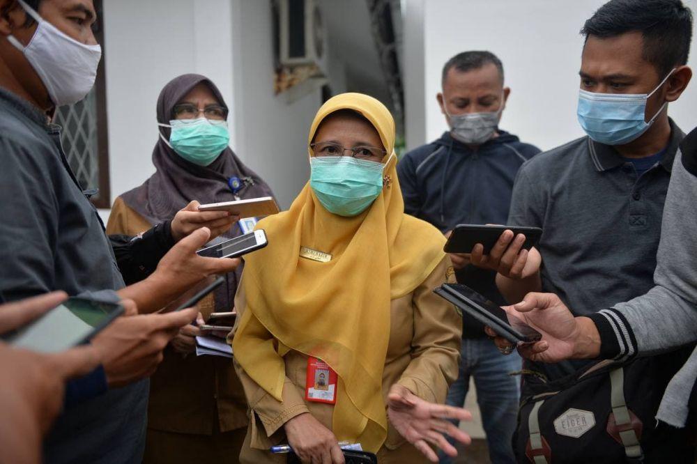 Pelaksanaan Vaksinasi Covid-19 di Riau Telah Sesuai Permenkes No 84 Tahun 2020