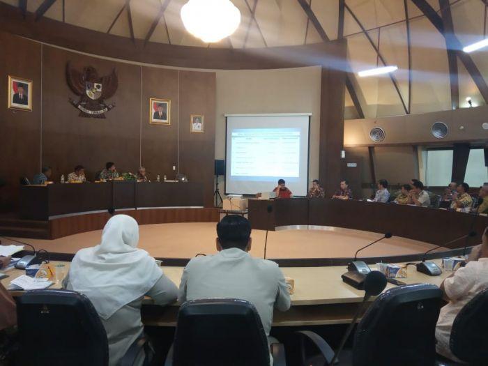 Pembangunan Kantor Bupati Kepulauan Meranti Dalam Perencanaan