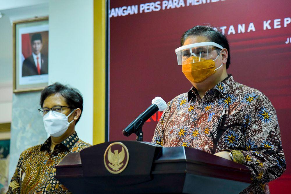 Pemerintah Perpanjang PPKM Mikro Hingga 28 Juni, Pengaturan Sesuai Zonasi Risiko Wilayah