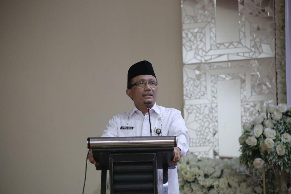 Pemkab Siak Apresiasi KI Provinsi Riau Taja Impelementasi Keterbukaan Informasi Publik