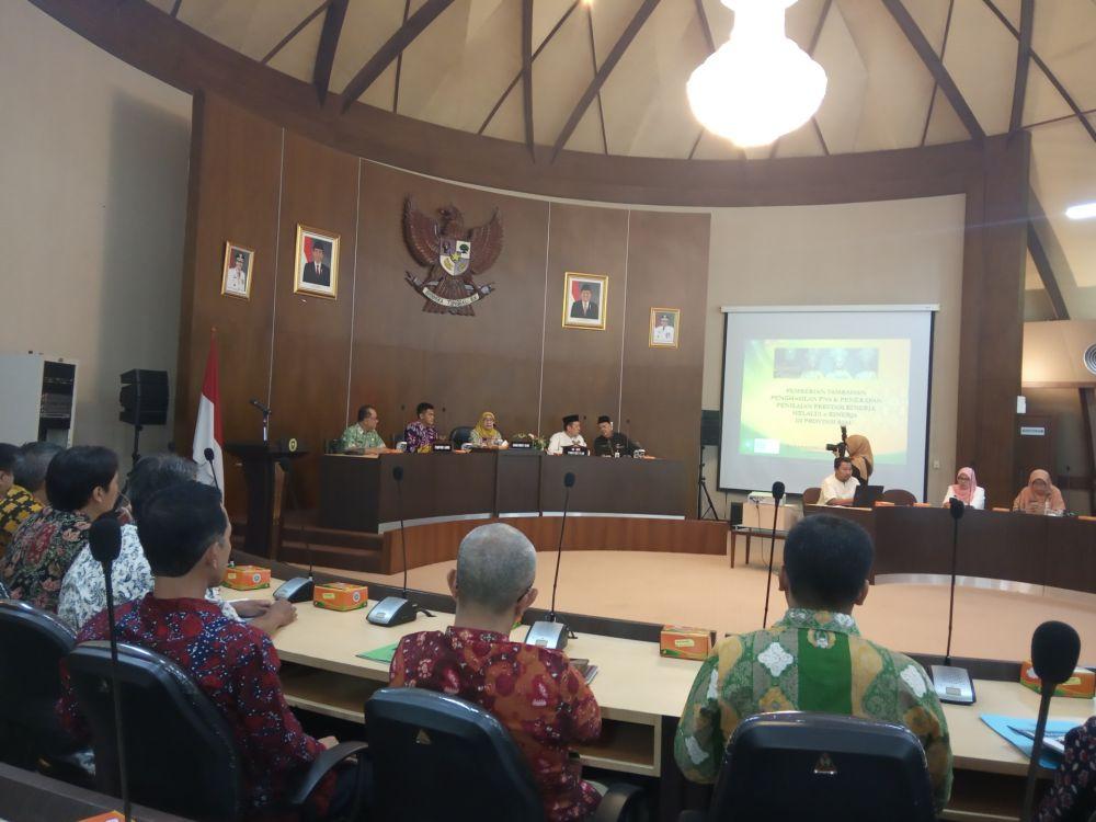 Pemprov Jambi Study Banding Ke Pemprov Riau