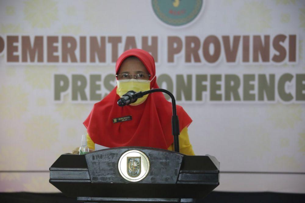 Pemprov Riau akan Gelar Donor Darah dan Plasma Konvalesen