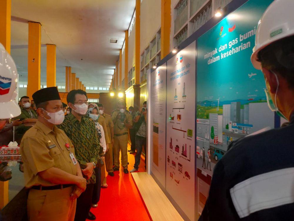 Pemprov Riau Apresiasi Adanya Pojok CPI di Museum Sang Nila Utama